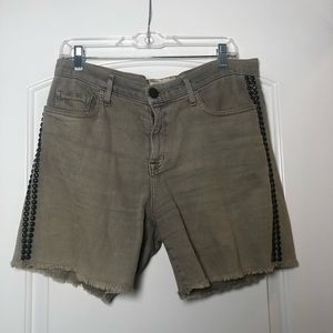 Current/Elliott The Rolled Short with Studs